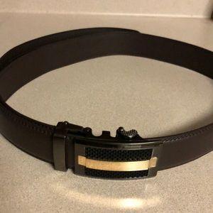 Other - Men's slide belt